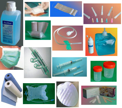 Desplayte, material desechable